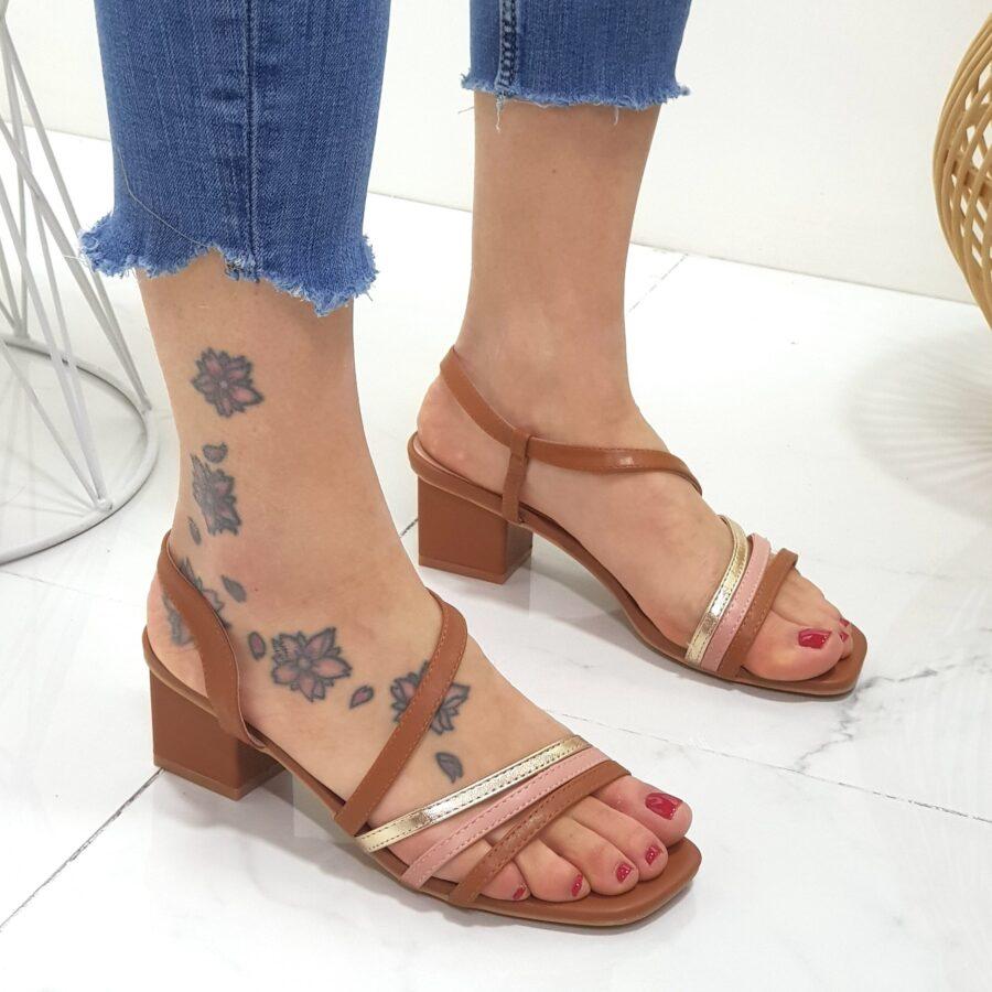 sandali donna tacco 6