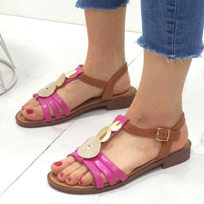 sandali donna bassi