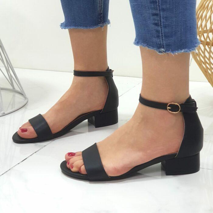 sandali tacco 3