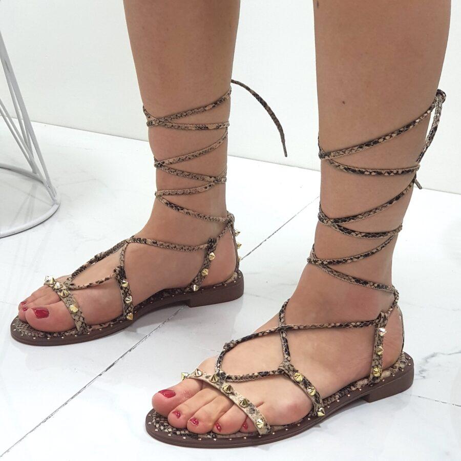 sandali donna schiava