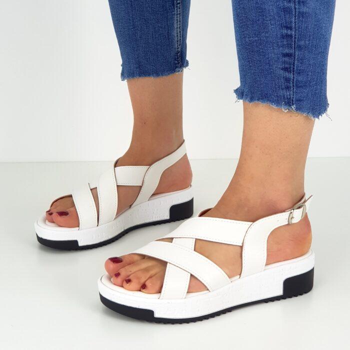 sandali donna bianchi