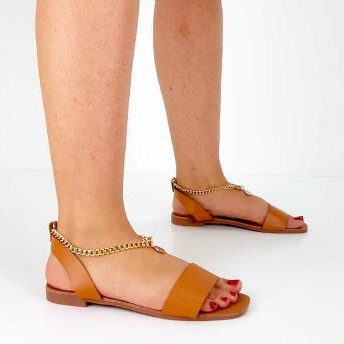 sandali bassi donna